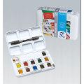 ヴァンゴッホ固形水彩絵具 12色セット(ポケットボックス)