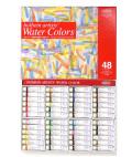 ホルベイン 透明水彩絵具48色セット