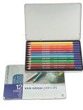 ヴァンゴッホ色鉛筆12色セット