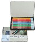 ヴァンゴッホ水彩色鉛筆12色セット