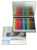ヴァンゴッホ水彩色鉛筆24色セット