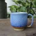 銀河釉マグカップ(夏銀河):中尾哲彰:008040