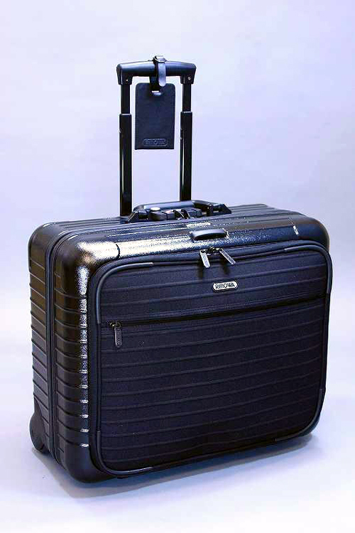 【TSA】 RIMOWA リモワ BOLERO ボレロ 861.50 Business Trolley