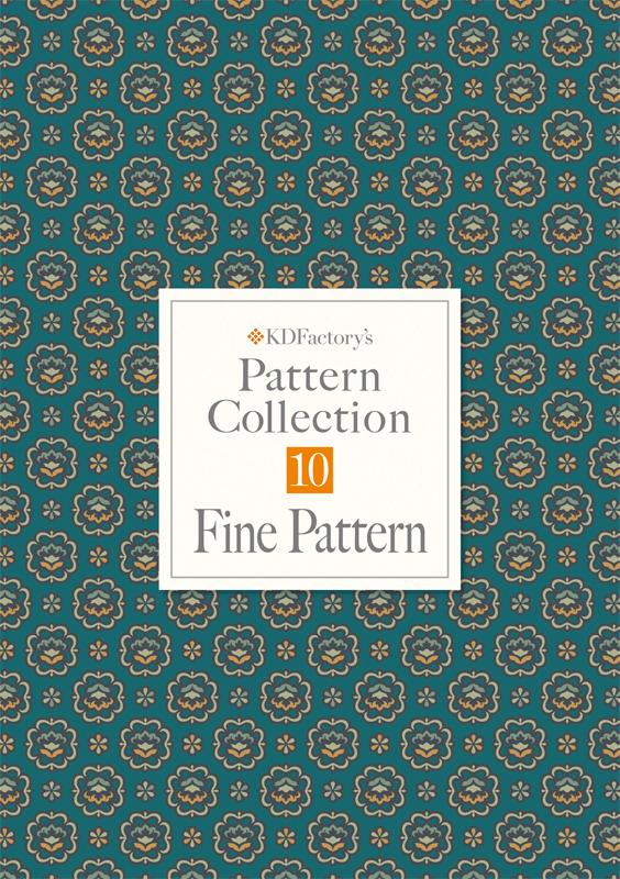 【Pattern Collection】パターンコレクション【Fine Pattern】小紋