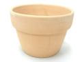 【送料無料】 素焼き鉢 3.5号 α型 アルファ 中深 99枚セット 洋蘭 カトレア 原種