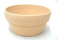 素焼き鉢 6.0号 α型 アルファ 中深 3枚セット 洋蘭 カトレア 原種