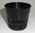 穴鉢 4cm 黒 10個 硬質ポリポット
