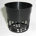 穴鉢 6cm 黒 700個 硬質ポリポット
