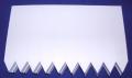 ラインラベル500枚 #C 白 11cm 幅広 / メール便可