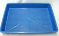 育苗箱 A型 ブルー 50cm 種まき さし木 さし芽 トレー
