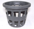 穴鉢 9cm 黒 100個 富貴蘭 多肉植物 サボテン 洋蘭 原種