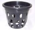 穴鉢 10.5cm 黒 100個 富貴蘭 多肉植物 サボテン 洋蘭 原種