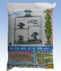 小品盆栽の土 2L 排水 通気 保水性抜群 硬質赤玉土ベース