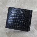 無双二つ折り財布(小銭入れ付き)[M0820]