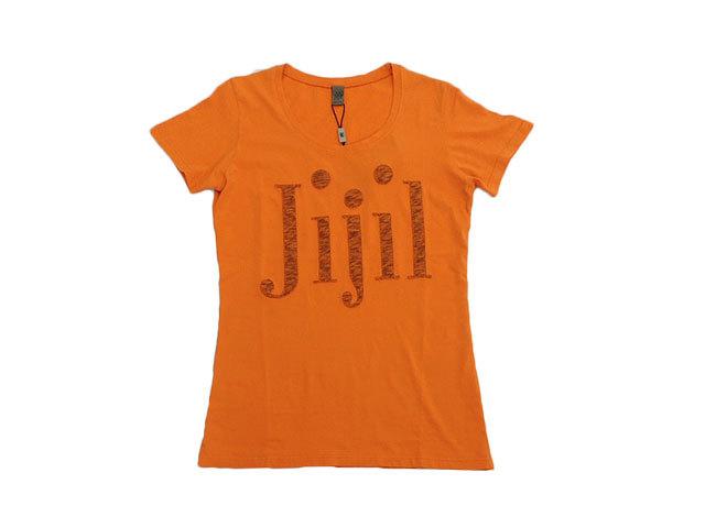 【Jijil レディス】Lサイズ☆イタリア生まれの大人カジュアルTシャツ再値下げ60%OFF
