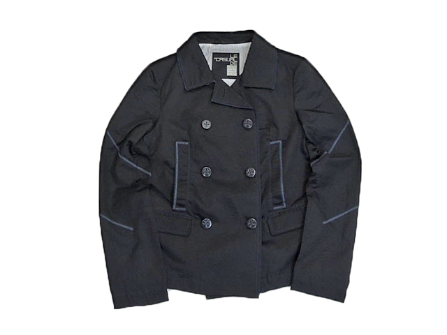 【ジルボーレディス】Sサイズ☆春夏濃紺Pジャケット緊急値下げ~♪62%OFF 9,900円