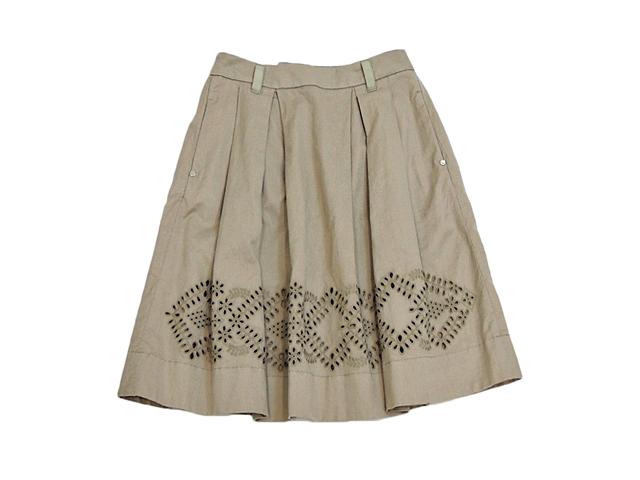【HIGHレディス】40サイズ ゆるく穿く♪おしゃれに穿くスカート再登場☆55%OFF(6/2)