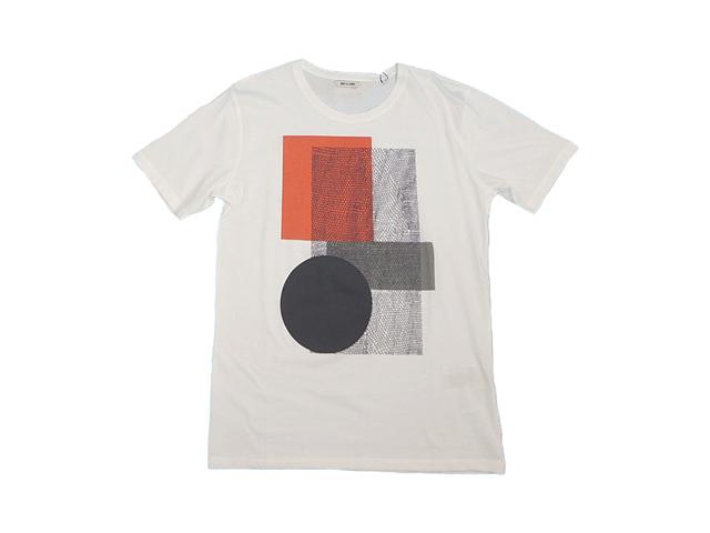 【ONLY&SONS】メンズ◇Lサイズ☆アートなバランスが好きです グラフィックTシャツ☆彡