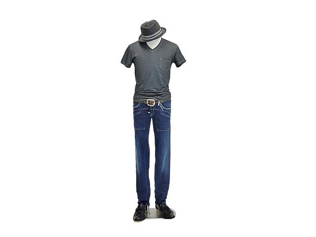 【BIKKEMBERGSメンズ】S~Lサイズ☆ブラックVネックTシャツが再入荷☆20%OFF(8/6)