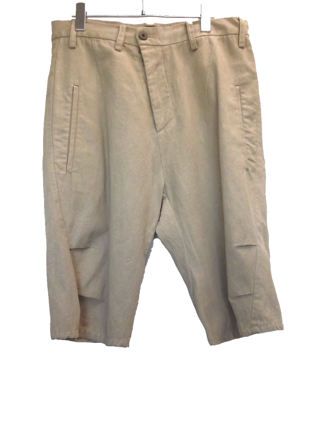 Cotton Linen Half  Pants