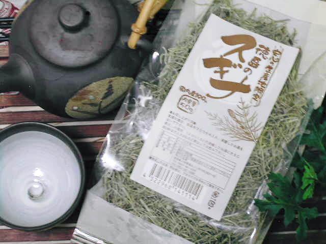 ミネラルたっぷり・自生の力【徳島のスギナ(茶)】