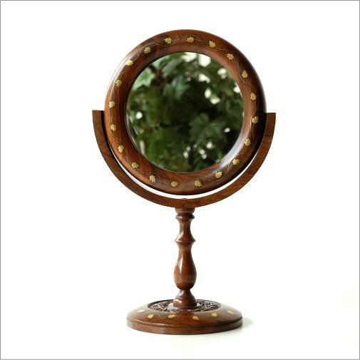 卓上鏡 シーシャムミラースタンド