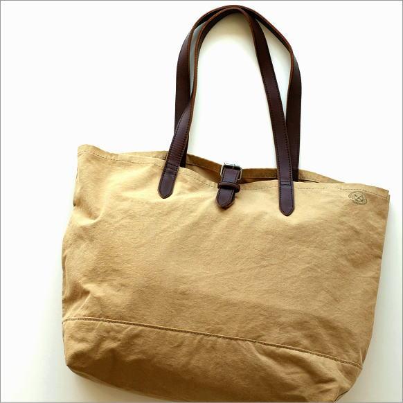 革とテント地のトートバッグ【送料無料】