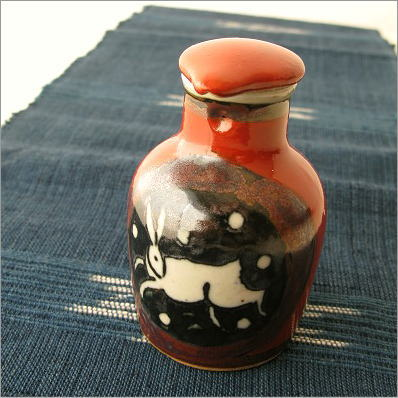 醤油さし 液だれしない おしゃれ 陶器 楽らく醤油さし H