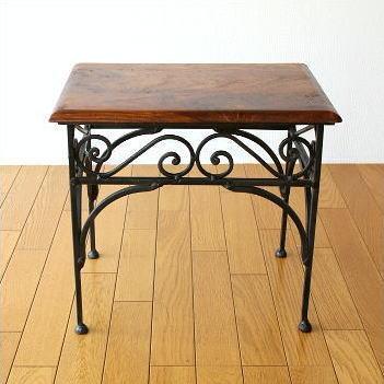 アイアンとシーシャムのネストテーブル M
