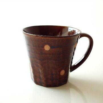 マグカップ 美濃焼 陶器 おしゃれ コーヒーマグ シンプル 素朴なマグカップ C