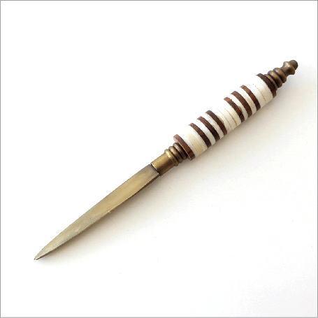 真鍮のペーパーナイフ A