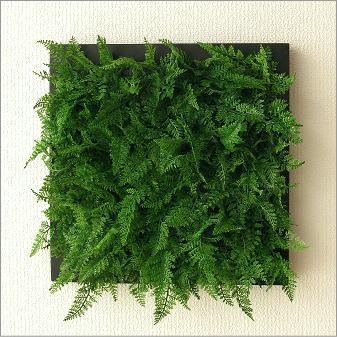 フェイクグリーン 人口観葉植物 壁飾り  ウォールデコレーショングリーン B