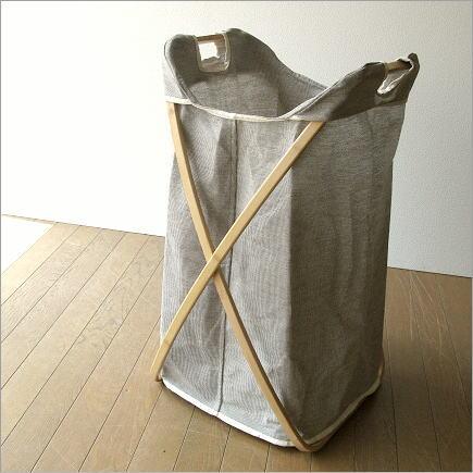 洗濯物入れ おしゃれ ランドリーバスケット 折りたたみ ランドリーラック 洗濯かご ランドリーバッグM