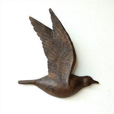 壁飾り 壁掛けインテリア 鳥 雑貨 壁飾り ウォールアート ウォールデコ バード壁飾り B