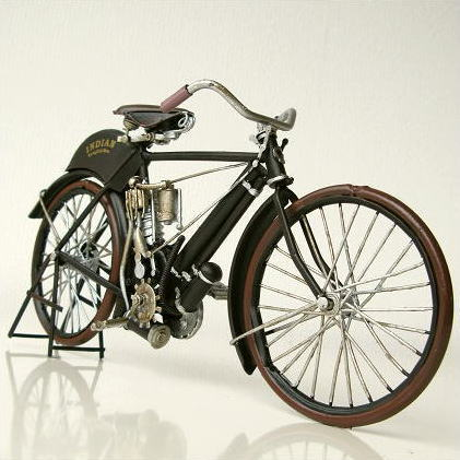 ブリキおもちゃ アメリカン雑貨 アンティーク レトロ雑貨 置物 インテリアオブジェ American Nostalgia バイク