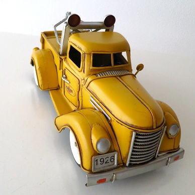 ブリキおもちゃ アメリカン雑貨 アンティーク レトロ雑貨 置物 インテリアオブジェ American Nostalgia トラック【送料無料】