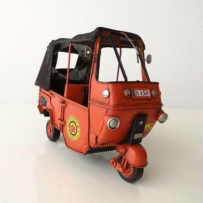 ブリキおもちゃ アメリカン雑貨 アンティーク レトロ雑貨 置物 インテリアオブジェ American Nostalgia レトロ三輪車