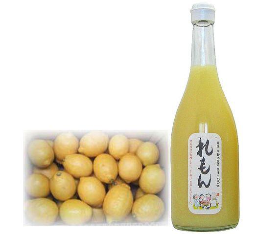 2017年国産レモン100%ストレートジュース(果汁)箱ナシ