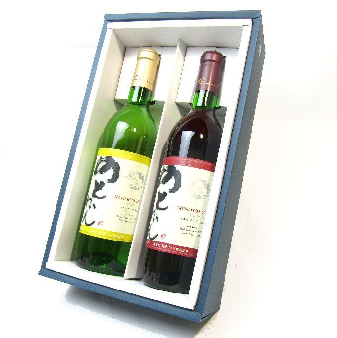 能登ワイン2本入りA