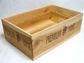 ワイン12本木箱