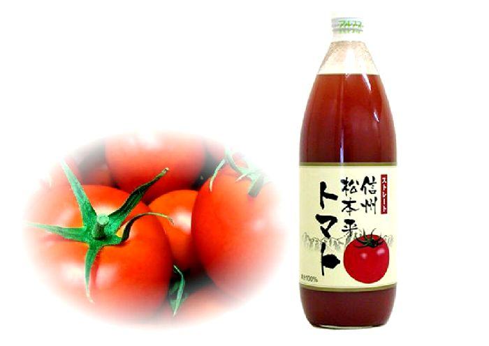 信州松本平産トマトジュース1L