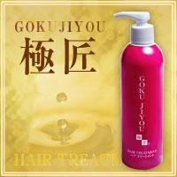 あなたの髪をいつまでも美しく【極匠ヘアトリートメント】(無香料)280ml