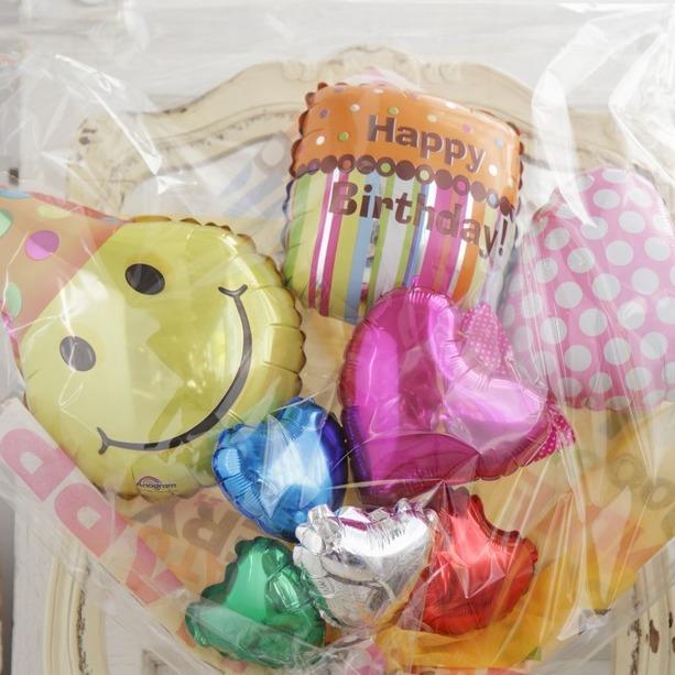 バルーンブーケ♪子供の発表会お誕生日はスマイリーブーケで決まり♪