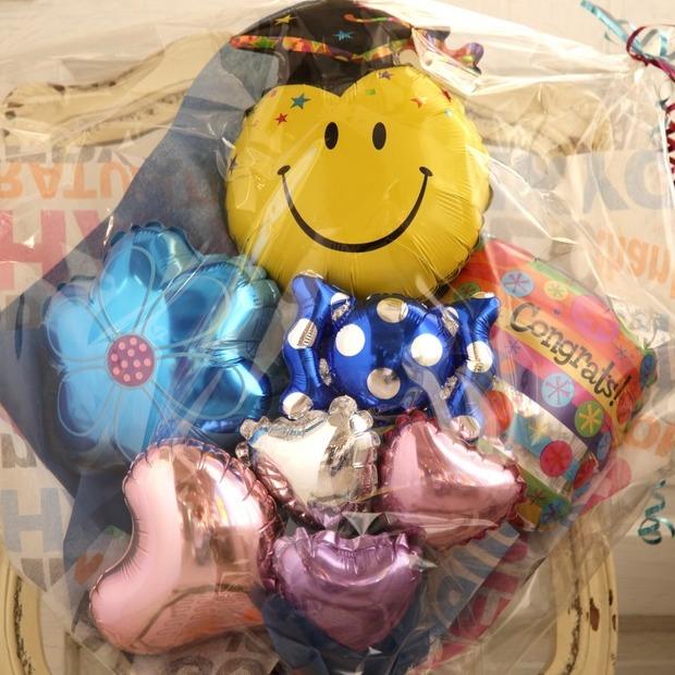 バルーンブーケ♪出産祝い子供の発表会お誕生日はニコチャンブーケで決まり♪