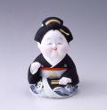 後藤博多人形 お福さん新小