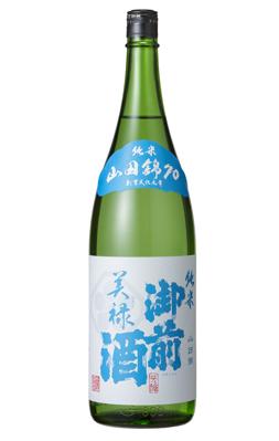 純米 美禄(びろく) - 1800ml