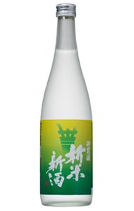御前酒 新米新酒 緑ラベル - 720ml