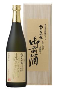 純米大吟醸 斗瓶取り しずく酒 - 720ml