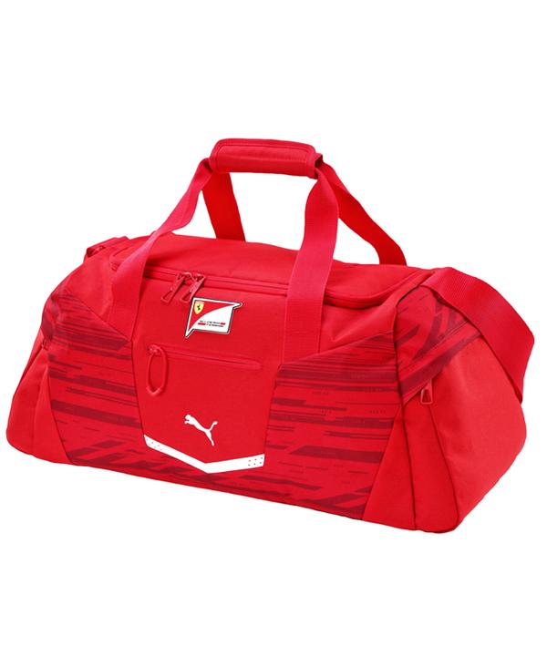 PUMA FERRARI 2017SS フェラーリ チームレプリカ スポーツバッグ