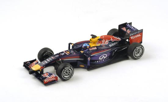 スパーク 1/18 レッドブルRB10 S.ベッテル 2014年オーストラリアGP NO.1